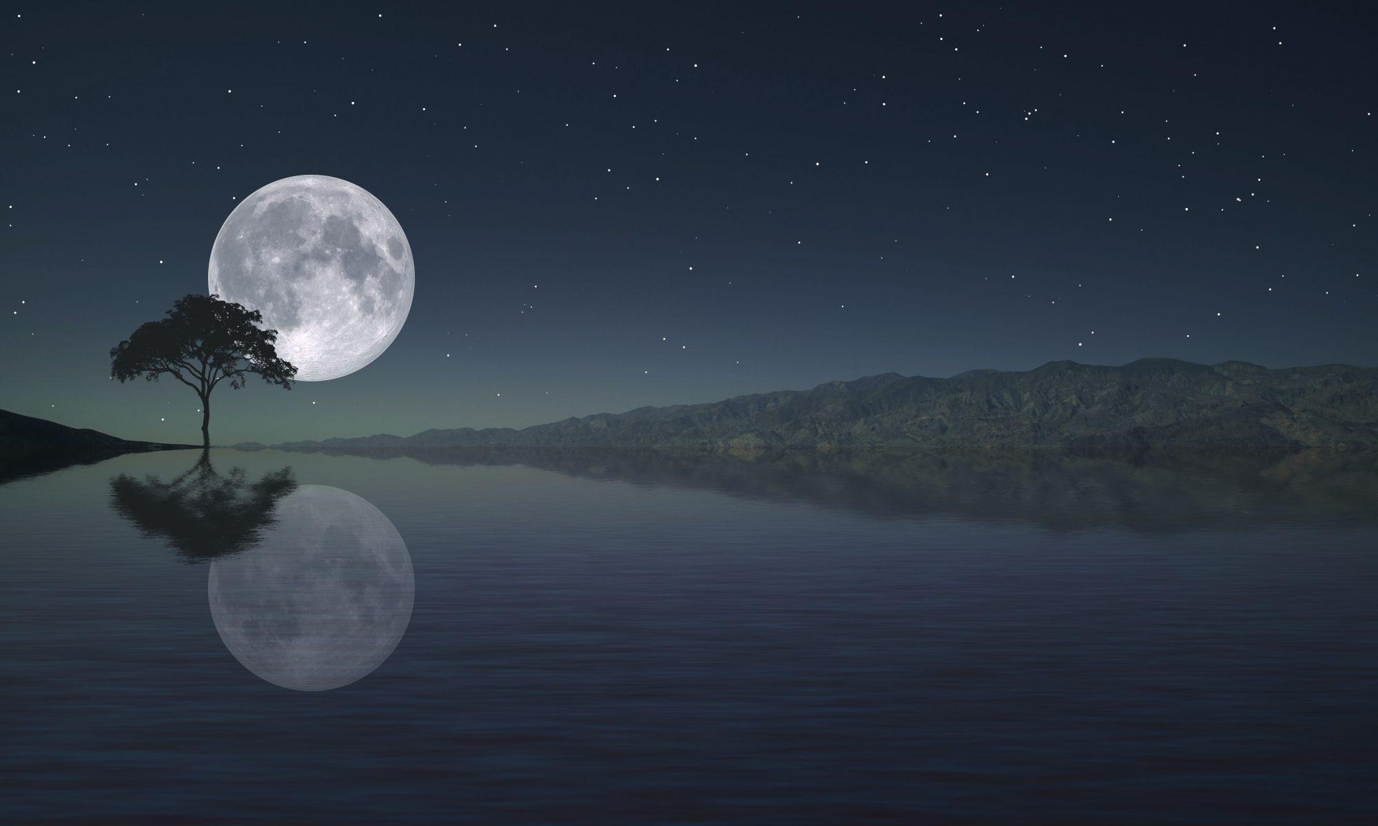 lago y luna - Mushin