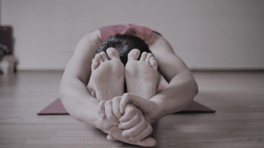 Paschimottansana - Yoga